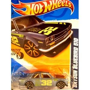 Hot Wheels Datsun Bluebird 210 Sedan SCCA Race Car - FTE Wheels