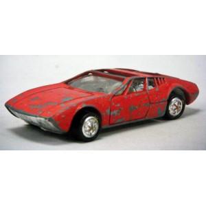 Playart - Rare De Tomaso Magusta 5000 Ghia