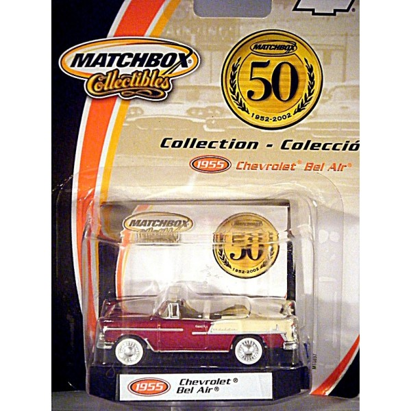 Matchbox Collectibles MB 50th Anniversary Series 1955