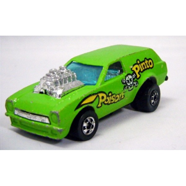 Hot Wheels 1977 Ford Pinto Station Wagon Poison