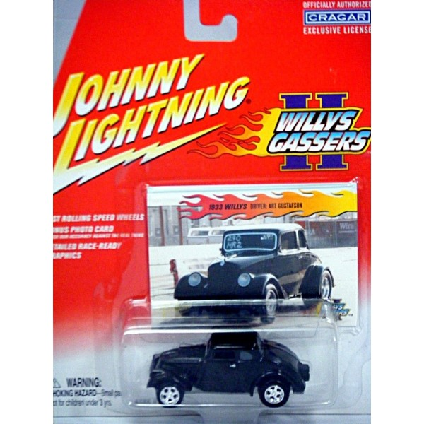 Johnny Lightning Willys Gassers II