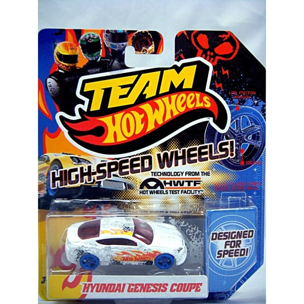 Hot Wheels Team Hot Wheels Series Hyundai Genesis Coupe