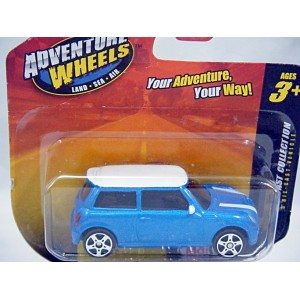 Maisto Adventure Wheels - Mini Cooper
