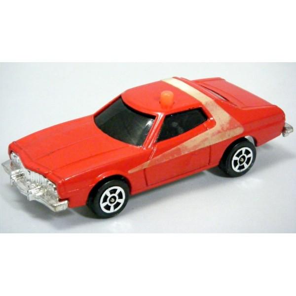 Corgi Juniors (45B-1) Starsky & Hutch Ford Gran Torino ...