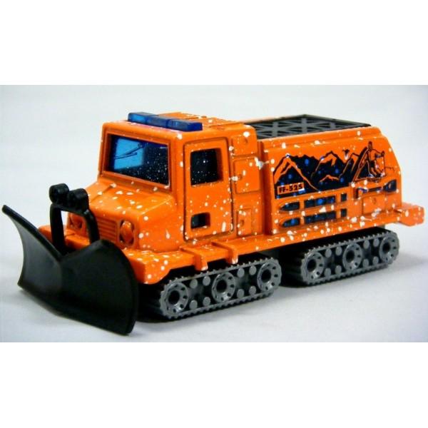 Matchbox Snow Groomer Rescue Vehicle (ROW Version