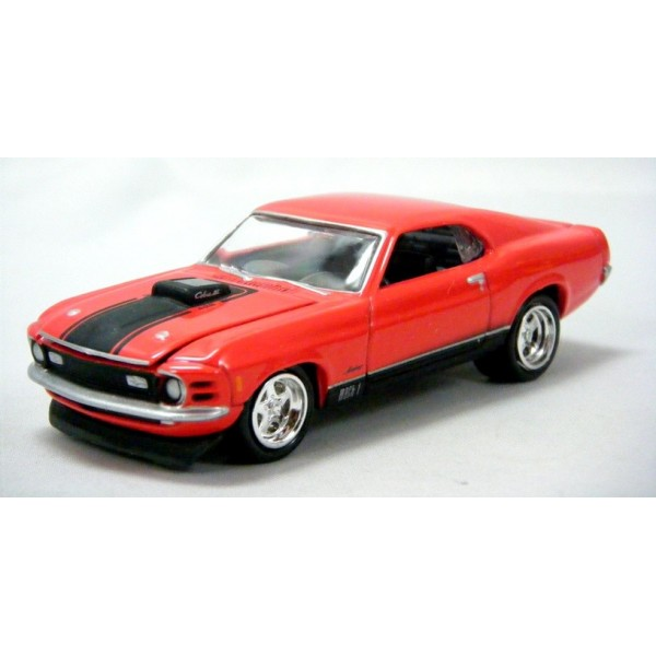 Johnny Lightning Forever 64 1970 Ford Mustang Mach 1 Global