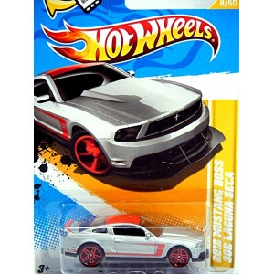 Hot Wheels - Ford Mustang Boss 302 Laguna Seca