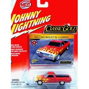 Johnny Lightning Classic Gold - 1965 Chevrolet El Camino