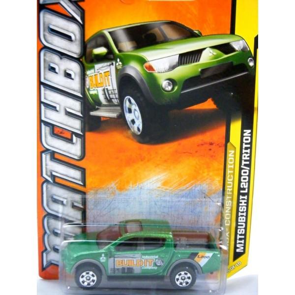 Matchbox Mitsubishi L Triton Pickup Truck