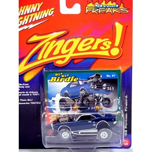 Johnny Lightning Street Freaks - 1968 Pontiac Firebird