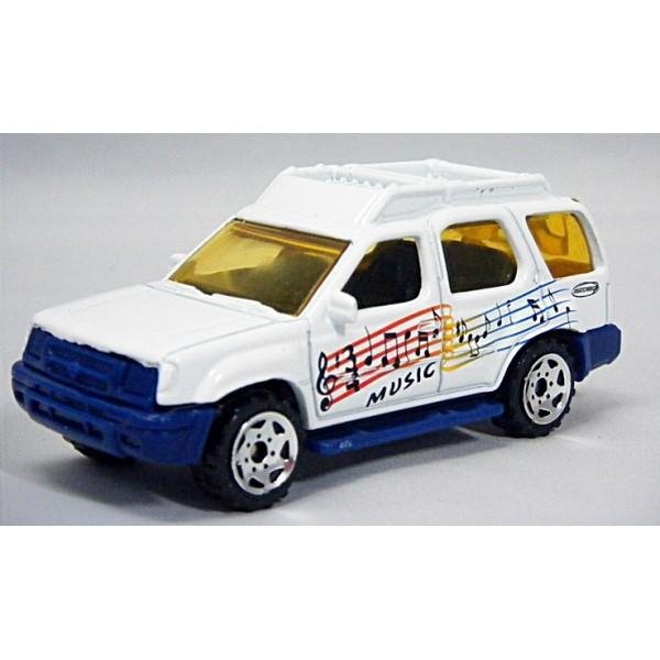 Matchbox Nissan Xterra Rock N Roll Truck Global Diecast Direct