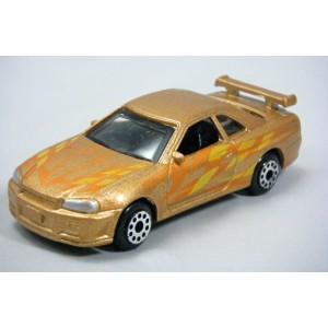 Motor Max - Nissan Skyline R34