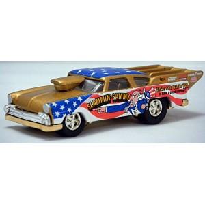 Johnny Lightning Summerfest Promo - Slammin Sammy 55 Ford Fairlane Pro Modified