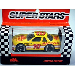 Matchbox NASCAR Super Stars: Rare MAC Tools Corporate Promo Ernie Irvan Chevrolet Lumina