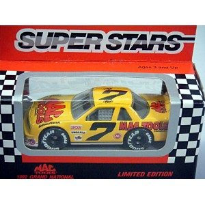 Matchbox NASCAR Super Stars Ernie Irvan MAC Tools Chevy Lumina