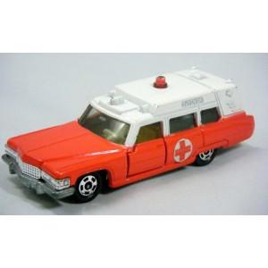 Tomica (No. F2) - Cadillac Superior Ambulance