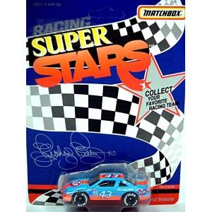 Matchbox NASCAR Super Stars Rickard Petty Pontiac Grand Prix