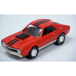 Johnny Lightning Classic Gold - 1969 American Motors AMX NHRA Pro Stock