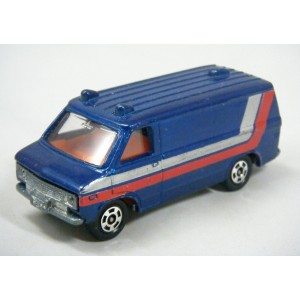 Tomica - Rare Chevrolet Custom Van