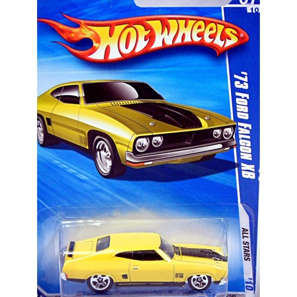 Hot Wheels 1973 Australian Ford Falcon Xb Muscle Car Global
