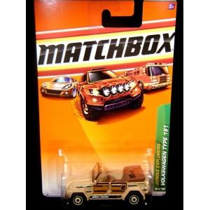 Matchbox Volkswagen Type 181
