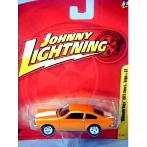 """Johnny Lightning Forever 64 - """"Millionth Vega"""" 1973 Chevrolet Vega GT"""