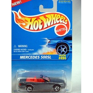 Hot Wheels - Rare Mercedes-Benz 2.6 190E Sedan