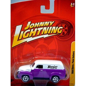 Johnny Lightning Forever 64 Hoosier Tires 1950 Chevy Panel Delivery Van