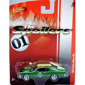 Johnny Lightning Forever 64 1969 Chevrolet Nova SS