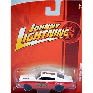 Johnny Lighting Forever 64 1966 Dodge Charger