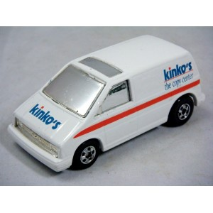 Hot Wheels Promotional Vehicle - Kinkos Ford Aerostar ...