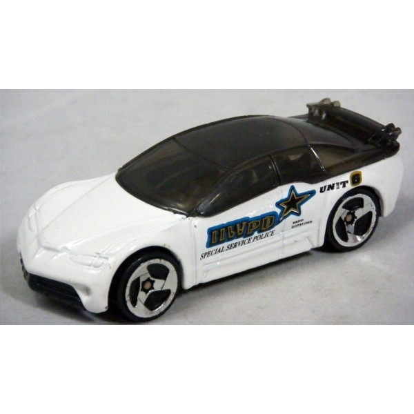 Monte Carlo Car Brand >> Hot Wheels - Pontiac Rageous Secret Service Police Car - Global Diecast Direct