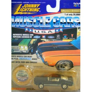 Johnny Lightning Muscle Cars USA 1968 Ford Mustang Shelby GT-500