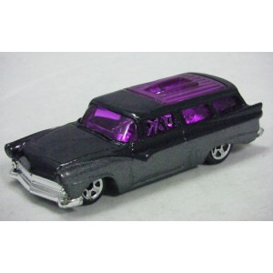 Hot Wheels 1955 Ford Ranch Station Wagon - 8 Crate