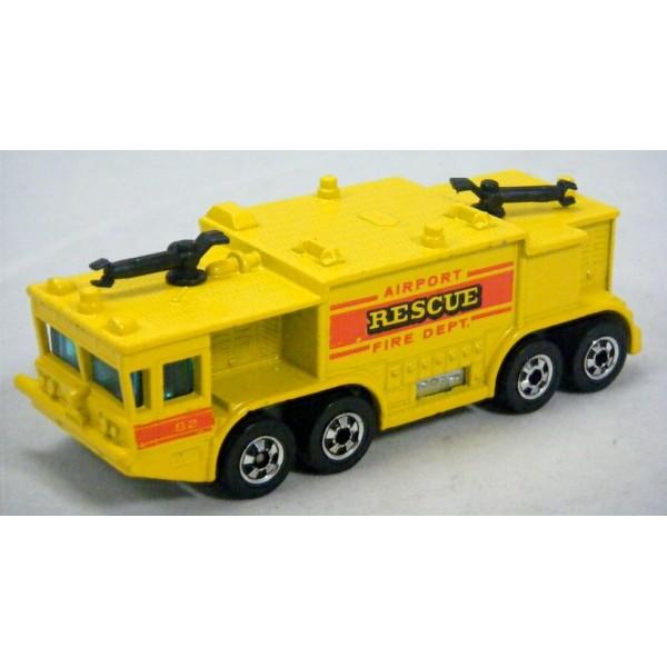 Airport Rescue Fire Truck