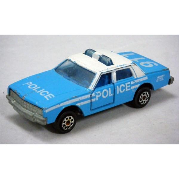 Majorette Chevrolet Impala Nypd Police Patrol Car