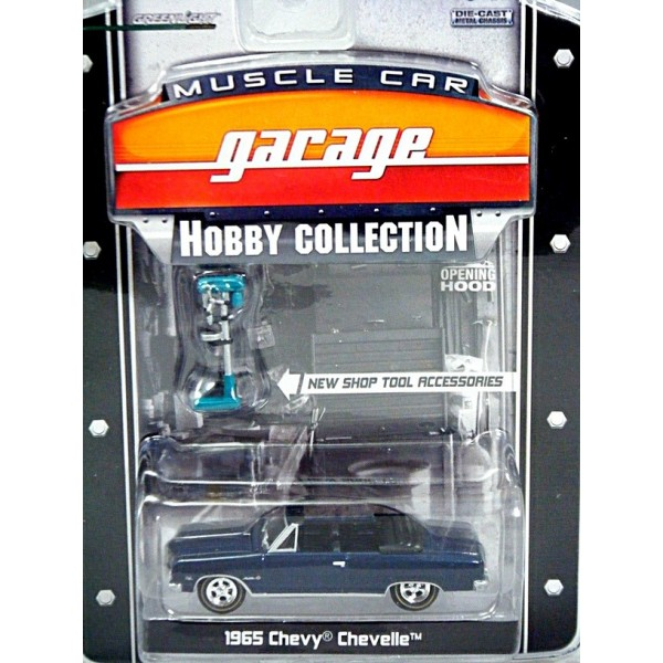 Greenlight Muscle Car Garage Hobby Collection 1965 Chevrolet