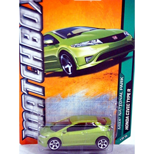 Matchbox Honda Civic Type R - Global Diecast Direct