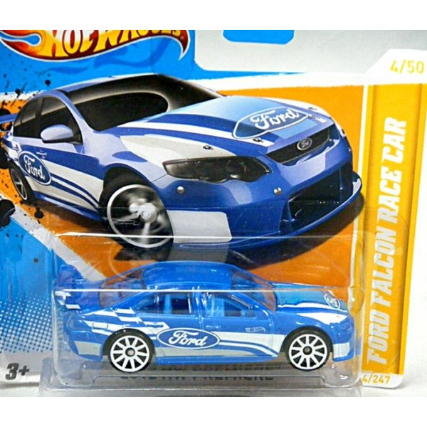 Hot Wheels Ford Falcon Race Car Global Diecast Direct