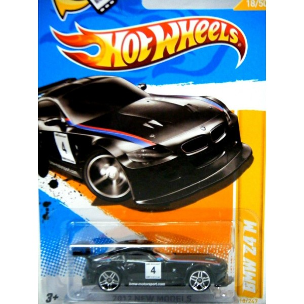 Hot Wheels Bmw Motorsports Z4 M Global Diecast Direct