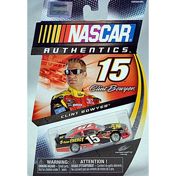 Nascar Authentics Michael Waltrip Racing Clint Bowyer