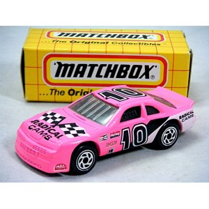 Matchbox Ford Thunderbird NASCAR Stock Car - Global ...
