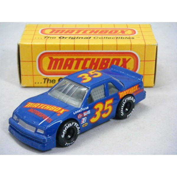 Matchbox Chevrolet Lumina NASCAR Stock Car - Global ...