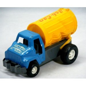 Topper - Zommer Boomers - Ash Can Garbage Truck