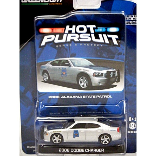 Greenlight Alabama State Police Dodge Charger Patrol Car ...