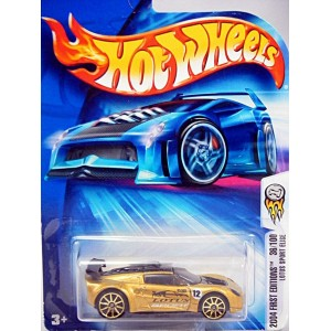 Hot Wheels 2004 First Editions - Lotus Sport Elise