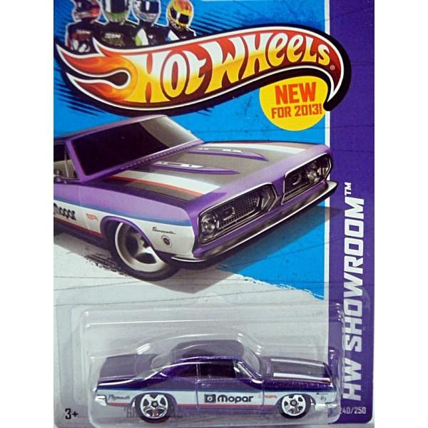 Hot Wheels 2013 New Model Series