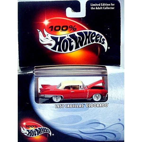 Hot Wheels - 100% Hot Wheels Series - 1957 Cadillac ...