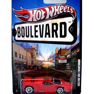 Hot Wheels Boulevard -Vector Avtech W8 TwinTurbo