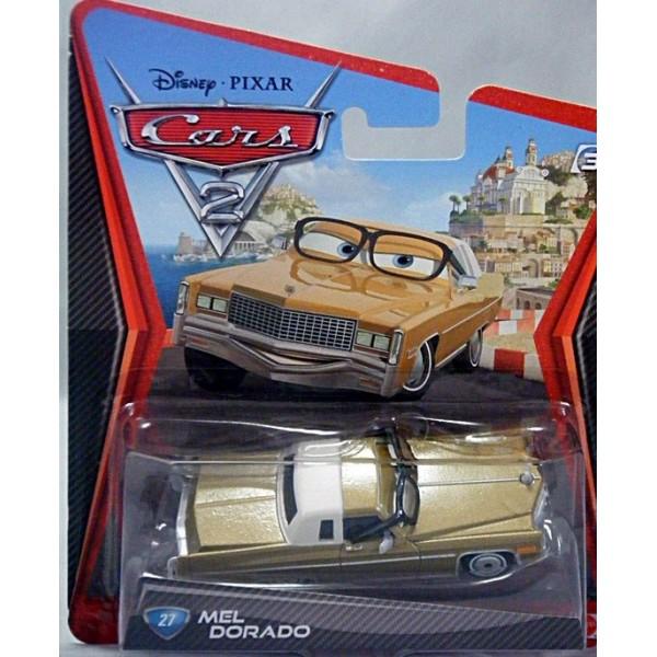 Disney Cars Mel Dorado Cadillac Eldorado Global Diecast Direct